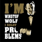 Pulp fiction (Winston Wolf)