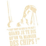 Le grand détournement (chips)